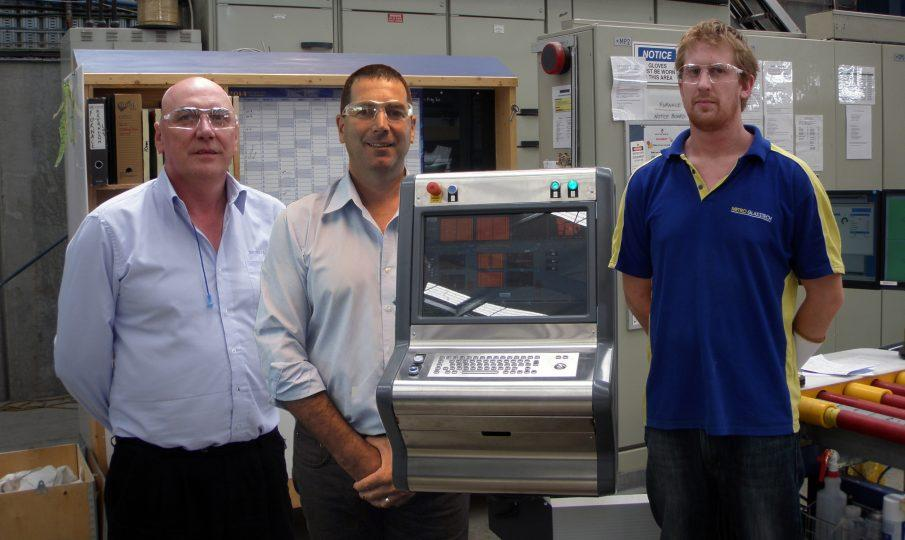 icontrol automation upgrade at Metro Performance Glass, NZ