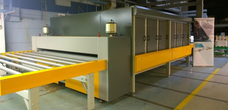ProL-zone laminating line upgrade