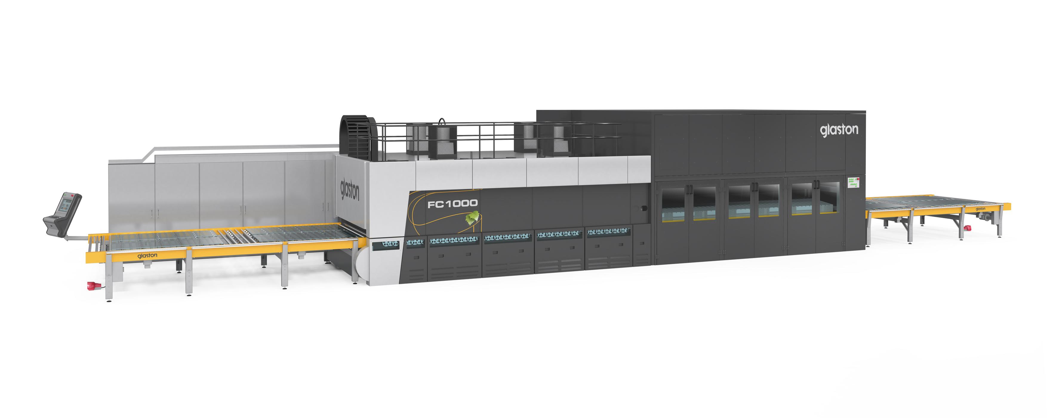 FC1000 tempering line