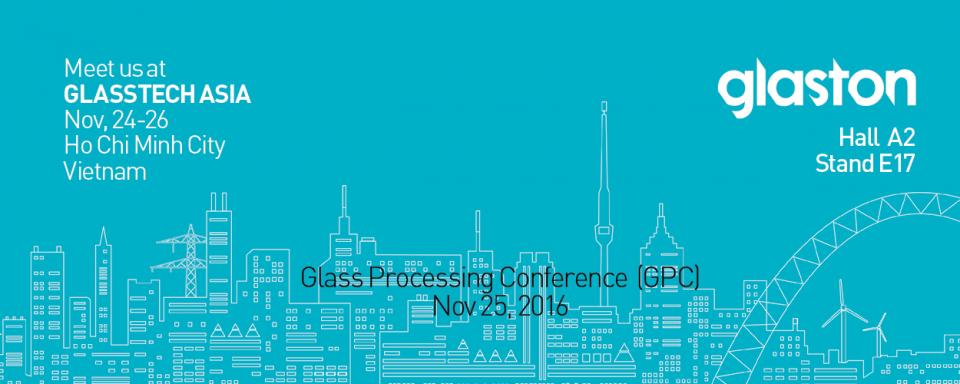 Glaston at Glasstech Asia 2016