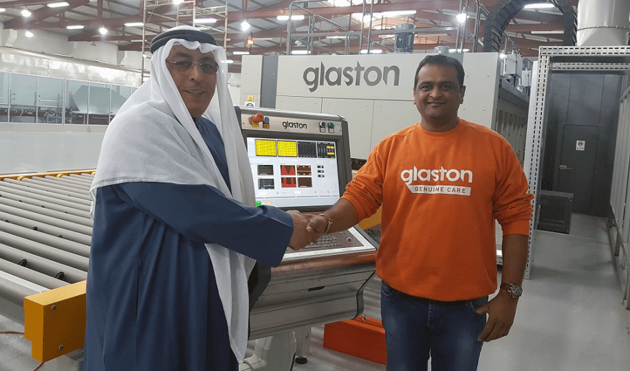 FC500 at Al-Hadi Glass Industries Kuwait