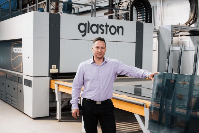 HSA Lachowicz Krzysztof chose Glaston FC500 tempering furnace