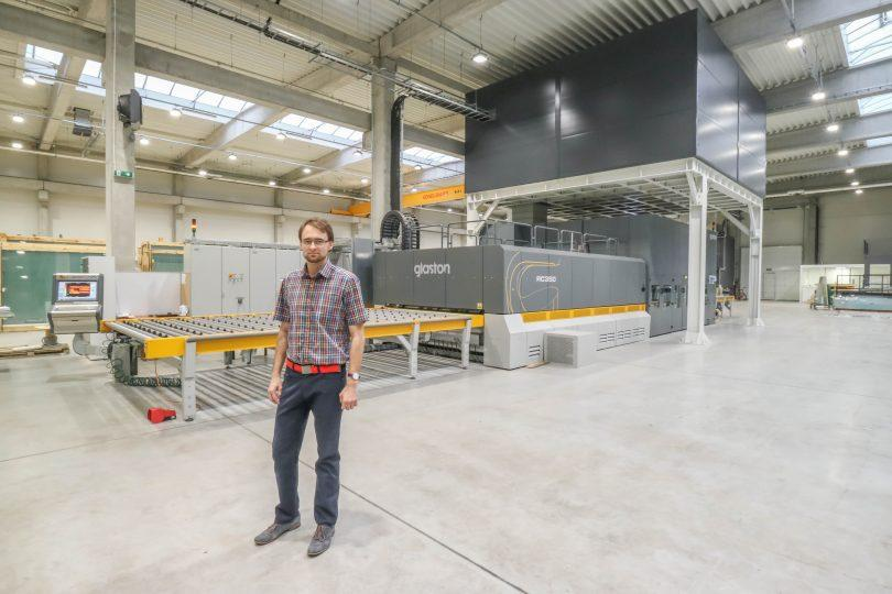 Amber-Glass selects Glaston to support its century-long growth
