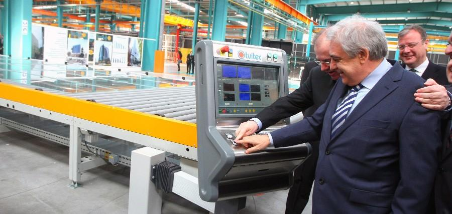 RC350 tempering furnace at Tvitec, Spain