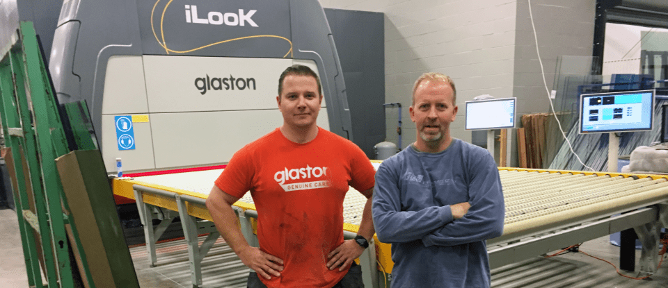 Glaston FC500-zone heating chamber replacement at United Plate Glass in USA