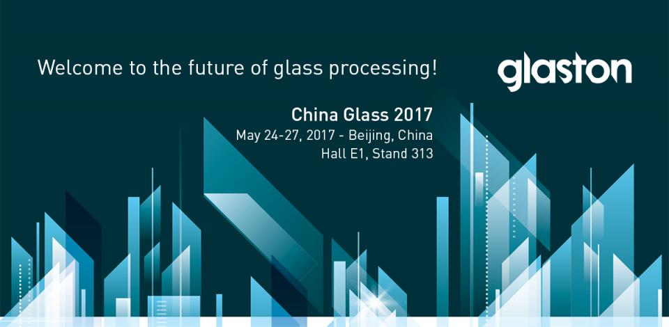 Glaston at China Glass 2017
