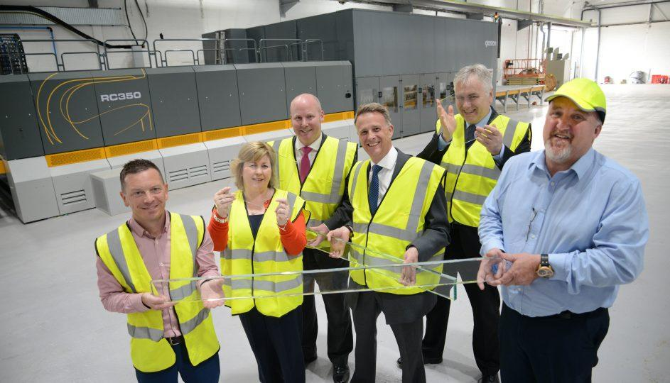 Peterlee Glass: Glaston RC350 enables move to bigger glass sizes