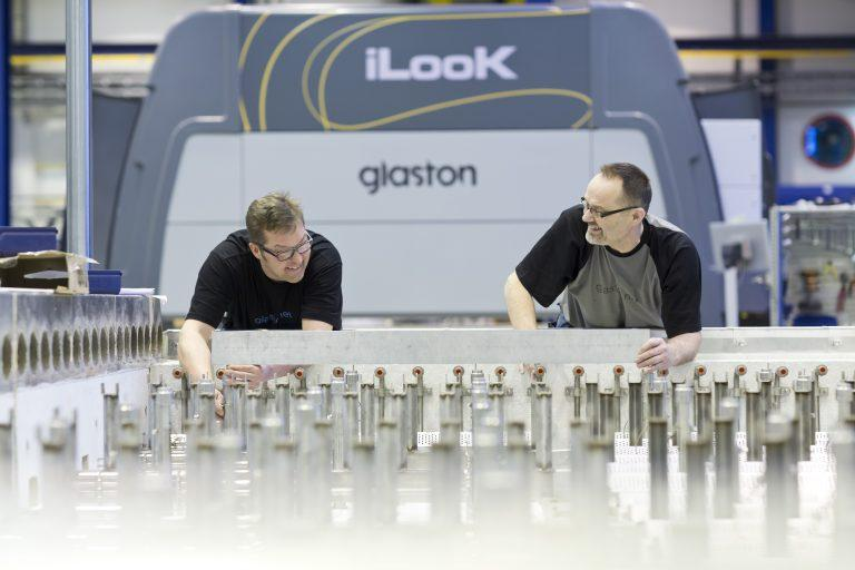 Glaston manufacturing in Finland
